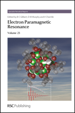 Electron Paramagnetic Resonance: Volume 23