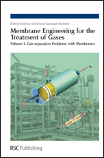 Membrane Engineering for the Treatment of Gases: Volume 1: Gas-separation Problems with Membranes