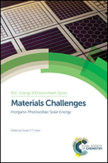 Book cover: Materials Challenges