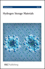 Hydrogen Storage Materials: Faraday Discussions No 151