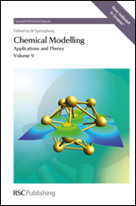 Chemical Modelling: Applications and Theory Volume 9
