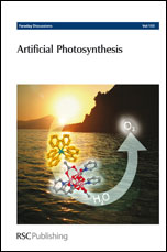 Artificial Photosynthesis: Faraday Discussions No 155