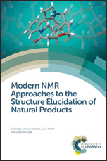 Modern NMR Approaches to Natural Products Structure Elucidation: Complete Set
