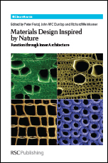 Materials Design Inspired by Nature: Function Through Inner Architecture