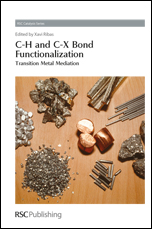 C-H and C-X Bond Functionalization: Transition Metal Mediation