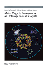 Metal Organic Frameworks as Heterogeneous Catalysts