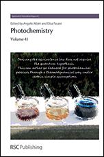 Photochemistry: Volume 41