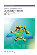 Chemical Modelling: Volume 10