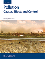 Pollution: Causes, Effects and Control: Edition 5