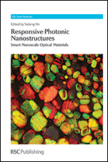Responsive Photonic Nanostructures: Smart Nanoscale Optical Materials