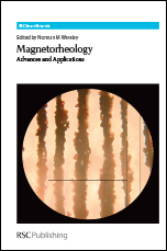Magnetorheology: Advances and Applications