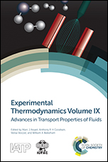 Experimental Thermodynamics Volume IX: Advances in Transport Properties of Fluids
