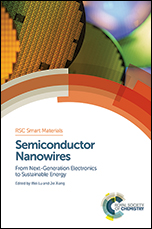 Book cover: Semiconductor Nanowires