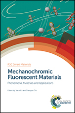 Mechanochromic Fluorescent Materials: Phenomena, Materials and Applications