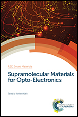 Supramolecular Materials for Opto-Electronics