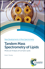 Tandem Mass Spectrometry of Lipids: Molecular Analysis of Complex Lipids