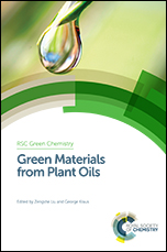 Green Materials from Plant Oils