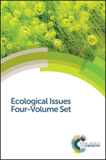 Ecological Issues: Four-Volume Set