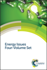 Energy Issues: Four-Volume Set