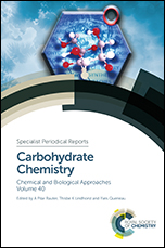 Carbohydrate Chemistry: Volume 40