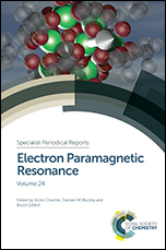 Electron Paramagnetic Resonance: Volume 24
