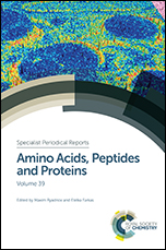 Amino Acids, Peptides and Proteins: Volume 39