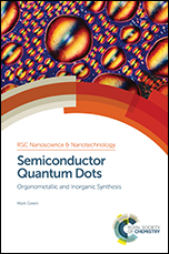 Semiconductor Quantum Dots: Organometallic and Inorganic Synthesis