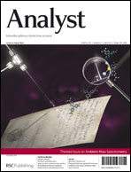 Journal cover: Analyst