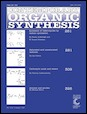 Journal cover: Contemporary Organic Synthesis
