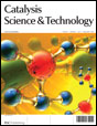 Journal Cover:Catal. Sci. Technol., 2012, 2, 2025-2036