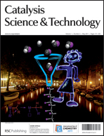 Journal Cover:Catal. Sci. Technol., 2011, 1, 260-266