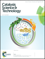 Journal cover: Catalysis Science & Technology