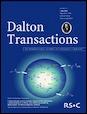 Journal cover: Dalton Transactions