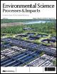 Journal cover: Journal of Environmental Monitoring