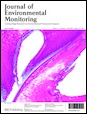 Journal cover: Journal of Environmental Monitoring