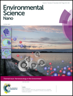 Journal cover: Environmental Science: Nano
