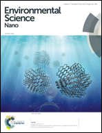 Journal cover: Environmental Science: Nano