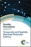 Journal cover: Faraday Discussions
