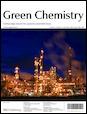 Journal cover: Green Chemistry