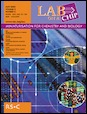 Journal cover: Lab on a Chip