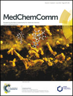Journal cover: MedChemComm