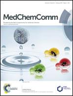 Journal cover: MedChemComm