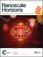 Journal cover: Nanoscale Horizons