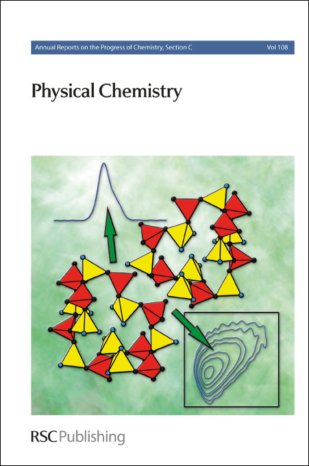 "Journal cover: Annual Reports Section ""C"" (Physical Chemistry)"