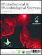 Journal cover: Photochemical & Photobiological Sciences
