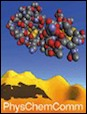 Journal cover: PhysChemComm