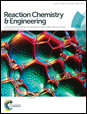 Journal cover: Reaction Chemistry & Engineering