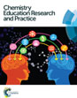 Journal cover: Chemistry Education Research and Practice