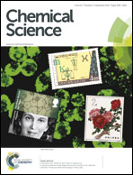 Journal cover: Chemical Science