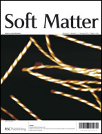 Journal cover: Soft Matter
